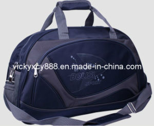 Sports Outdoor Travel Duffle Bag Casual Travelling Football Bag (CY1854) pictures & photos