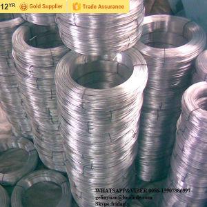 0.8~4.2mm Low Carbon Wire Galvanized Iron Wire/Galvanized Wire/Gl Tie Wire pictures & photos