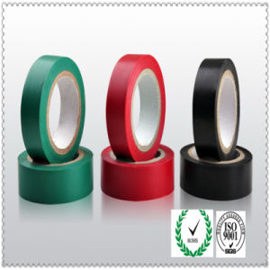 PVC Material Insulation Electrical Tape for Pipe Wrapping pictures & photos