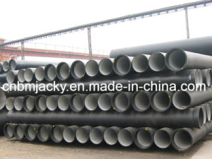 Ductile Iron Pipe Dn250 T-Type/Self-Restrained K8/K9/K12/C40 pictures & photos