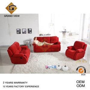 Modern Furniture Fabric Recliner Sofa (GV-RS463) pictures & photos