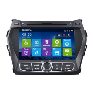 in Dash Special Car DVD Player with GPS Navigator System for Hyundai IX45 (IY8055)