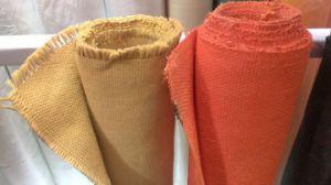Orange Fiberglass Welding Blanket