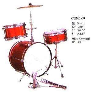 Red Drum Set (CSBL-04) pictures & photos