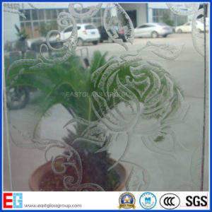 Acid Etched Glass, Frost Glass, Obscure Glass pictures & photos