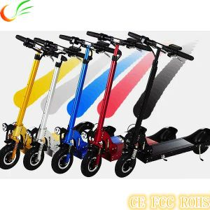 Foldable Scooter Electric with Air Tire 14 Kgs pictures & photos