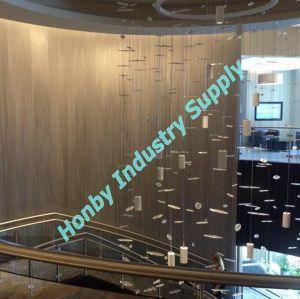 Rustproof Anodized Aluminum Chain Curtain (WX30927B)