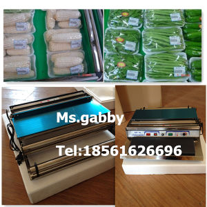 High Quality Food Tray Wrap Machine pictures & photos
