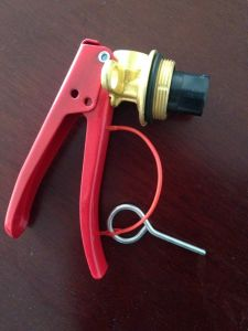 Valve for Fire Extinguisher