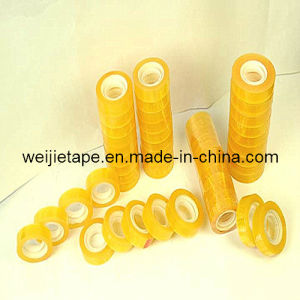 Golden Color Office Tape pictures & photos