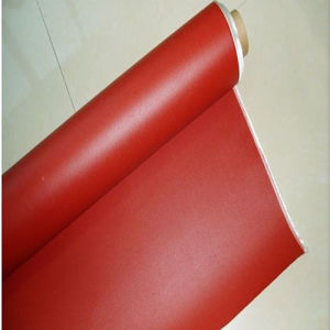 Dry Silicone Coated Fiberglass Fabrics pictures & photos