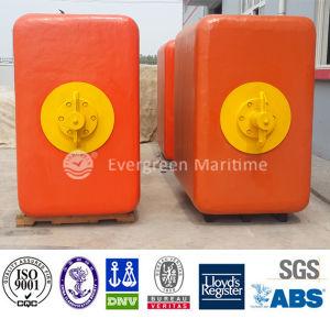 China Leading Manufacturer PU Coating Anchor Pendant Buoy Mooring Buoy Foam Filled Buoys pictures & photos