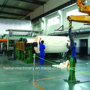 High Speed Textile Spool Paper Making Machinery pictures & photos