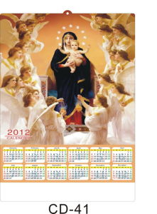3D Calendar 041