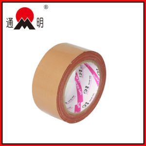 Customize Logo Self Adhesive Kraft Paper Tape for Packing pictures & photos
