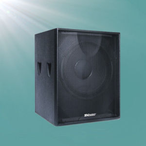 Professional Sub Bass 18 Inch Passive Subwoofer (S18) Cheap Price&High Quality pictures & photos