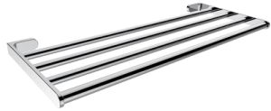 Wall Mounted Chrome Brass Towel Rack for Bathroom pictures & photos