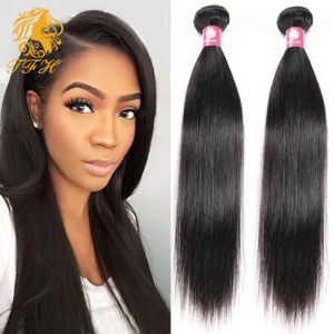 Malaysian Straight Hair 4 Bundles Malaysian Virgin Hair 8A Straight Virgin Hair Bundle Deals Rosa Hair Extension Dark Brown pictures & photos
