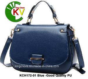 Latest Fashion PU Handbag (KCH172-1) pictures & photos