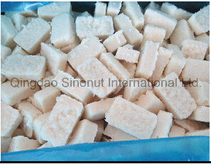 Frozen Milled Garlic of Block pictures & photos