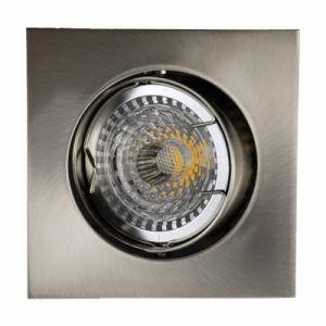 Aluminum Die Casting GU10 MR16 Square Tilt Recessed LED Ceiling Light (LT1201) pictures & photos