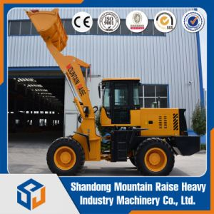 Customization 2.2ton 933 Front Wheel Loader with Competitive Price pictures & photos
