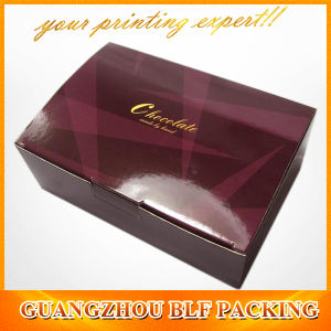 Paper Chocolate Box with Customized Logo pictures & photos