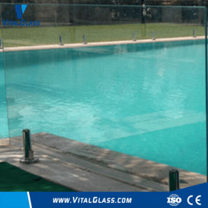 Clear Float Safety Glass/Toughened Building Glass/Tinted Laminated Glass pictures & photos