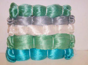 Custemized Nylon Monofilament Fishing Nets pictures & photos