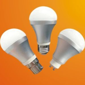 COB LED Global Bulb Light 5W High Lumen---110-120lm/W