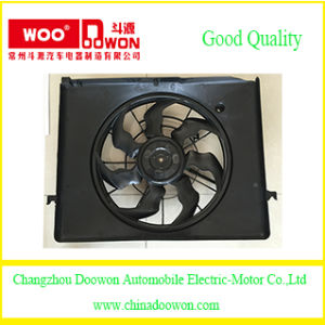 OEM 25380-3k170 for Hyundai Sonata NF Auto Parts 12V DC Car Cooling Condenser Fan
