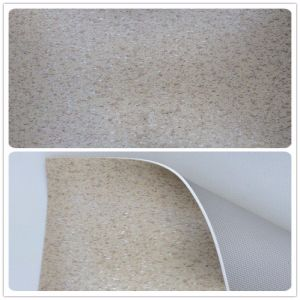 China Factory Waterproof Non-Slip Vinyl PVC Composite Flooring Roll pictures & photos
