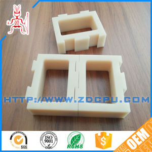 CNC Machined Nylon6 Polyamide Injection Parts pictures & photos