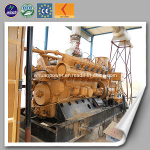Wood Gas Fried Power Electric Generator Biomass Gasifier Price pictures & photos
