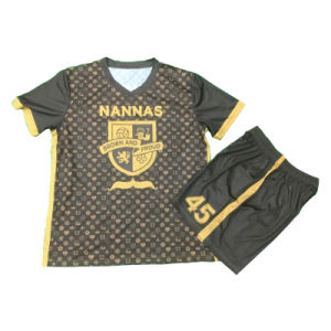 Custom Design Sublimated Soccer Jersey for Your Teams pictures & photos