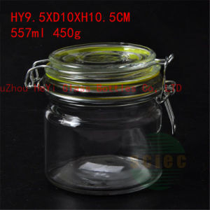 550ml Glass Food Jar Seal Glass Container pictures & photos