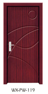Hotsale PVC Door (WX-PW-119) pictures & photos