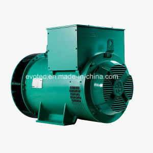 3500kVA/2800kw 4 Pole Low Voltage Synchronous Generator with 50&60Hz