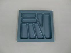 Plastic Small Tray with Compartment