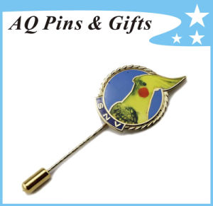 Metal Stick Pin-Custom Made, Low Mold Cost (badge-154) pictures & photos