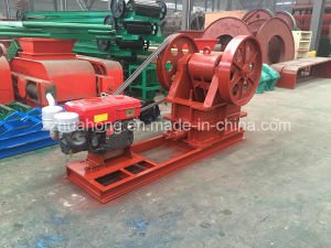 Diesel Movable Jaw Crusher Working Without Electricity pictures & photos