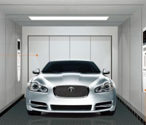 Car Elevator with Front and Rear Doors Opening Available pictures & photos