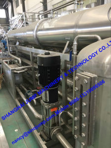 Hight Temperature Uht Fruit Juice Sterilizer/ Fruit Paste Sterilizer Tubular Type pictures & photos