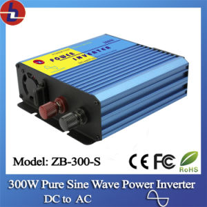 300W DC to AC Pure Sine Wave Power Inverter