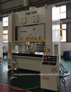 Closed Type Doble Point Power Press Machine Zym-500ton pictures & photos