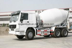 8m3 HOWO Brand Concrete Mixer Truck pictures & photos