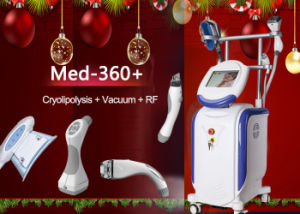 Cryolipolysis Vacuum Body Slimming Machine (MED-360+)