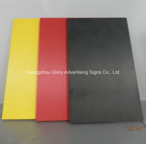 Plastic PVC Sheet and PVC Foam Sheet pictures & photos
