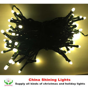 CE Euro Standard LED String Lights Warm White pictures & photos