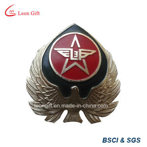 Metal National Emblem Police Badge pictures & photos